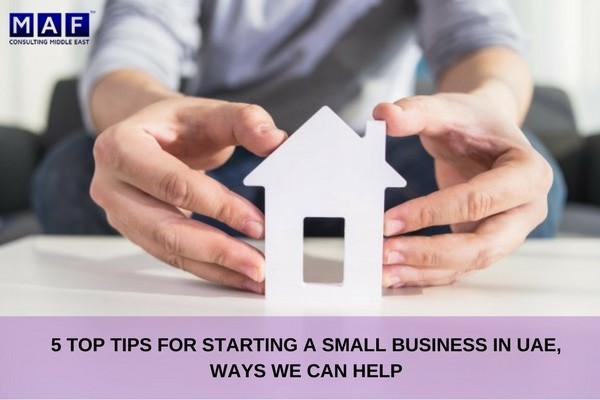 SMALL BUSINESS in UAE