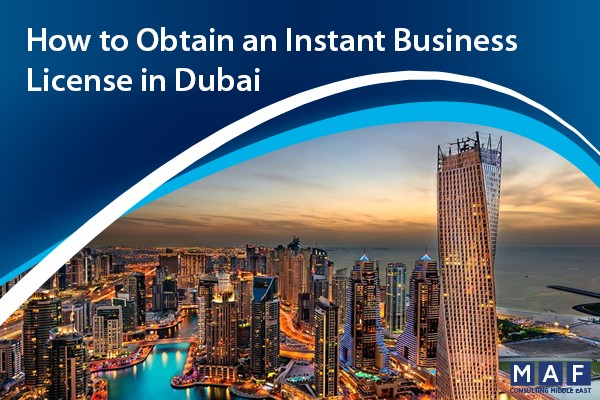 Business License in Duba