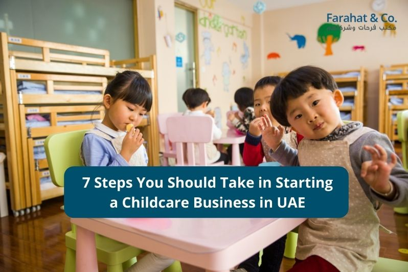Starting a Childcare Business in UAE