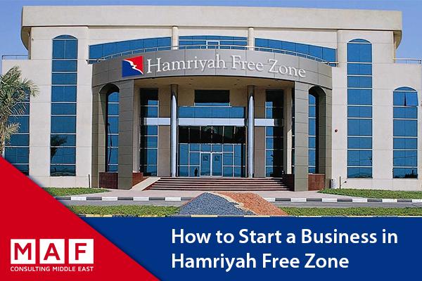 Business setup in Hamriyah Free Zone