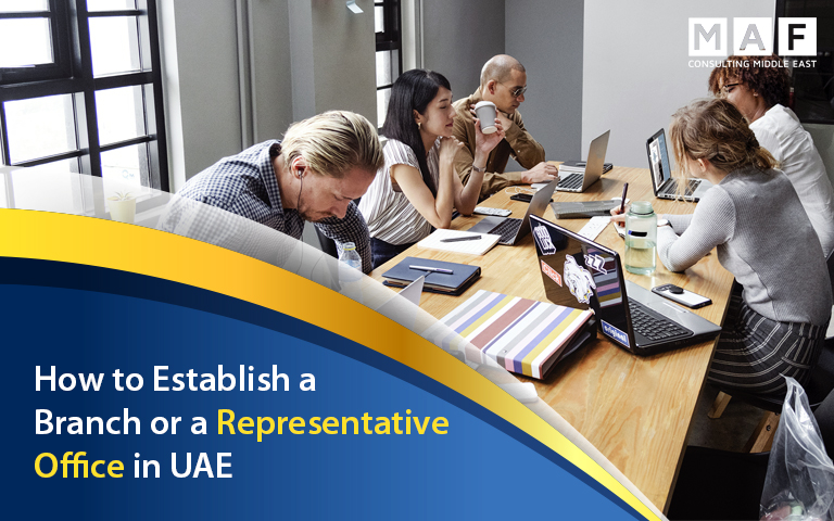 branch office setup in uae