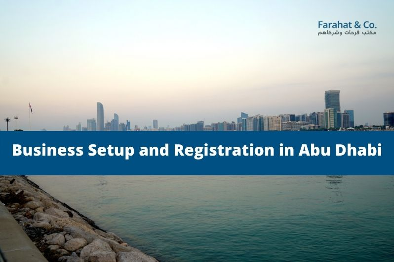 Business setup and registration in Abu Dhabi