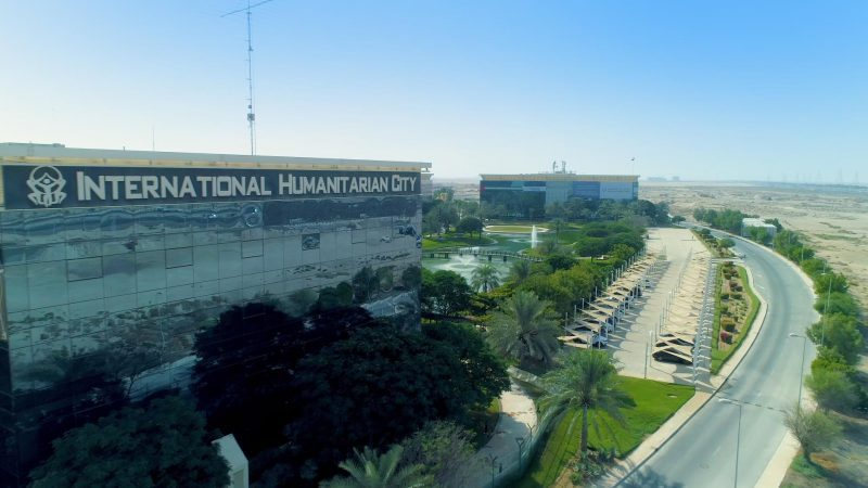 Setting up NGO in Dubai Humanitarian City