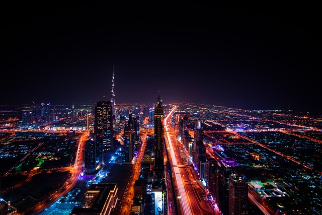 dubai business setup