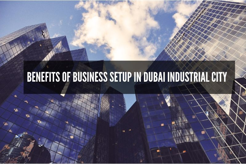 benefits of business setup in DIC