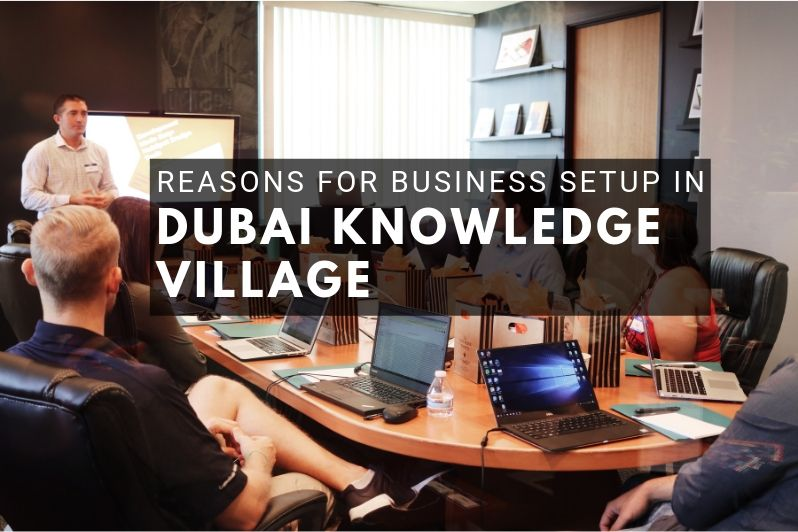 reasons for business setup in dkv