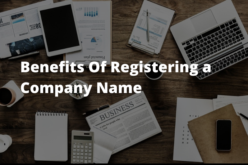 Benefits of registering a company name