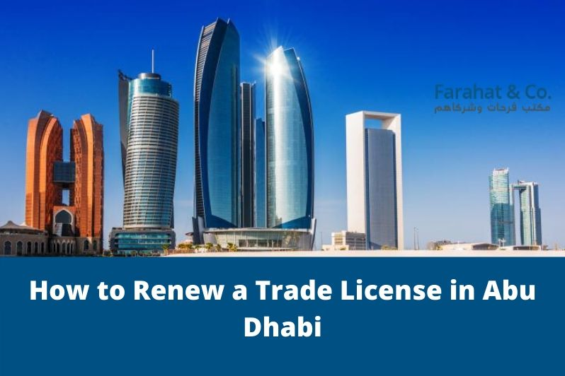 Renew a Trade License in Abu Dhabi