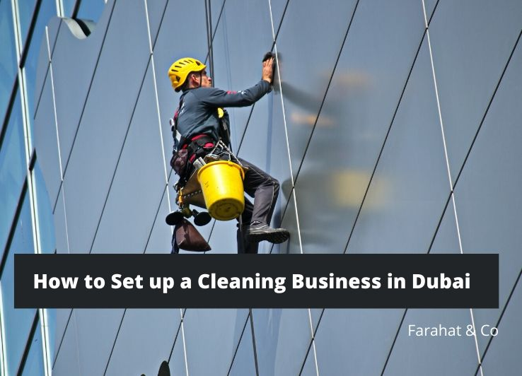 Set up a Cleaning Business in Dubai