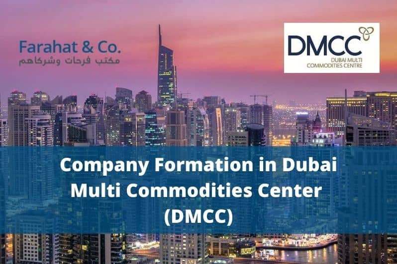 Company Formation in Dubai Multi Commodities Center (DMCC)