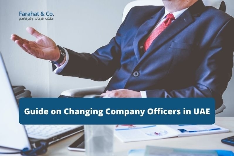 Guide on Changing Company Officers in UAE