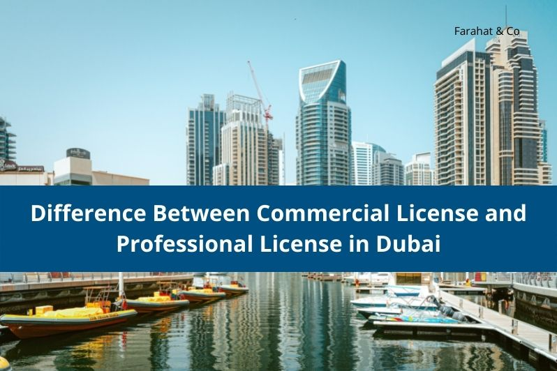 Difference Between Commercial License