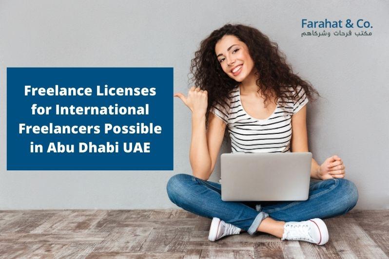 Freelance Licenses