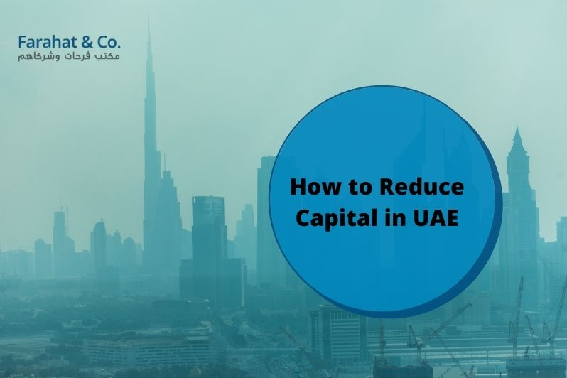 reduce capital in UAE