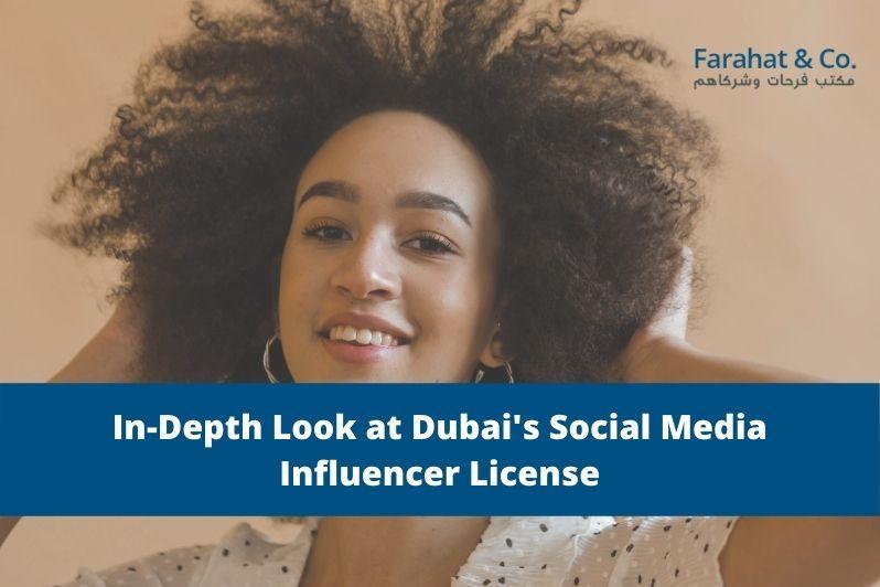 Social Media Influencer License